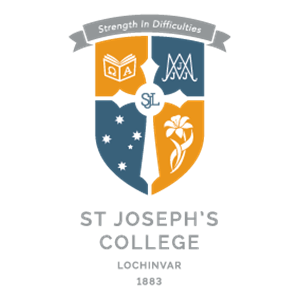 LOCHINVAR St Joseph's College Crest Image