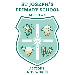 MERRIWA St Joseph's Primary School Crest Image