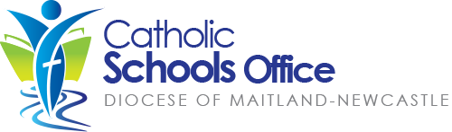 Catholic Schools Office Maitland-Newcastle Logo