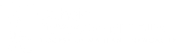 Catholic Development Fund Maitland Newcastle Logo