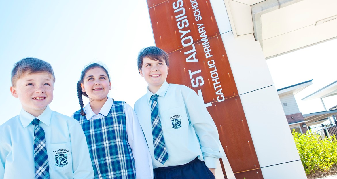 CHISHOLM St Aloysius Catholic Primary School Gallery Image