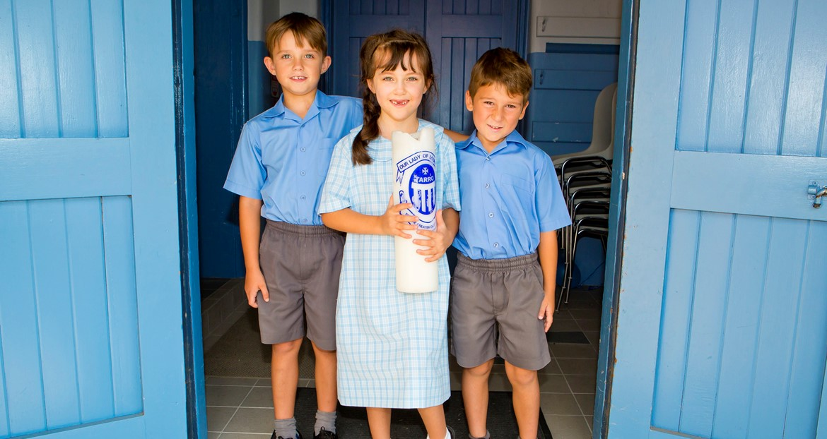TARRO Our Lady of Lourdes Primary School Gallery Image