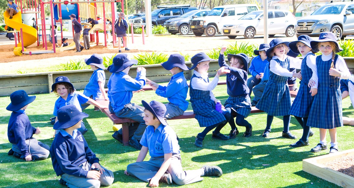 KOTARA SOUTH St James' Primary School Gallery Image