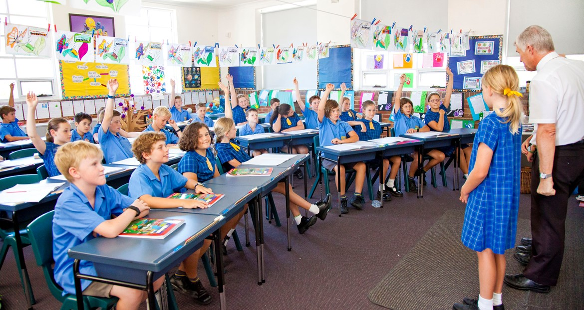 MEREWETHER St Joseph's Primary School Gallery Image