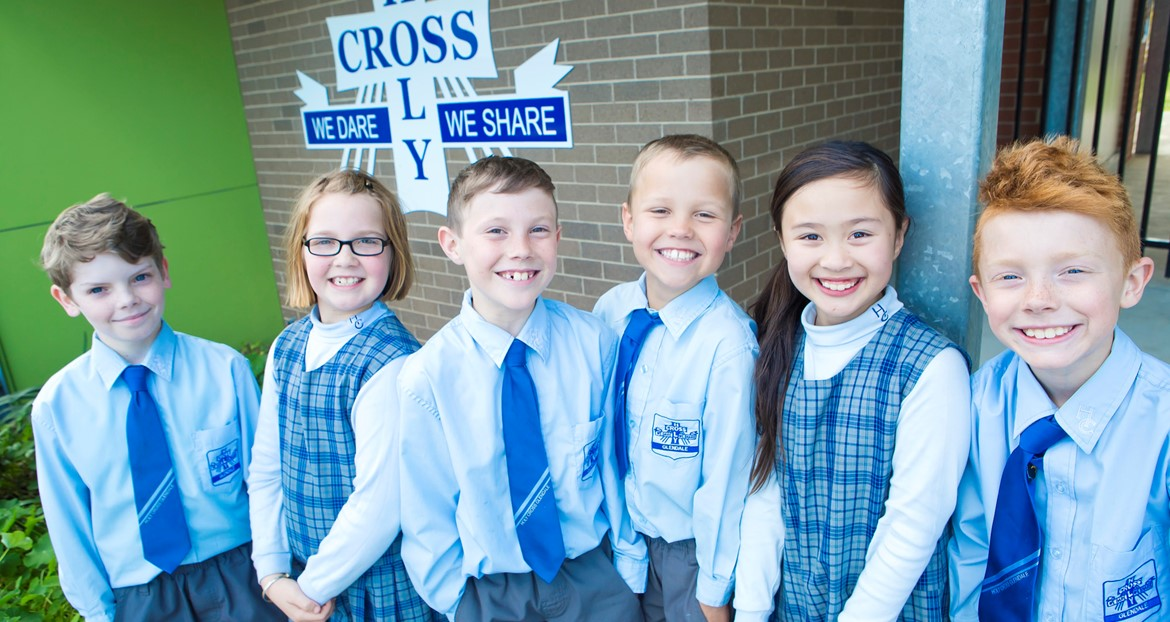 GLENDALE Holy Cross Primary School Gallery Image