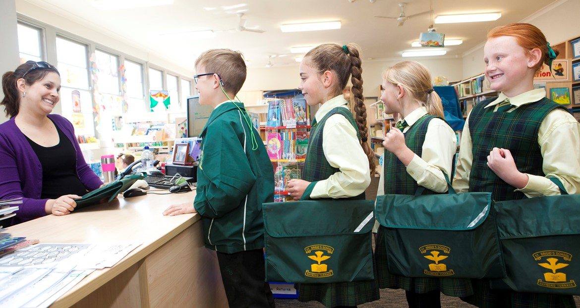 RAYMOND TERRACE St Brigid's Primary School Gallery Image