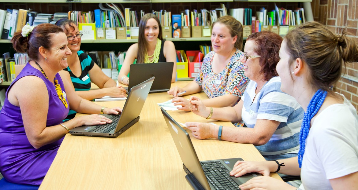 Teaching & Learning in Maitland-Newcastle Banner Image