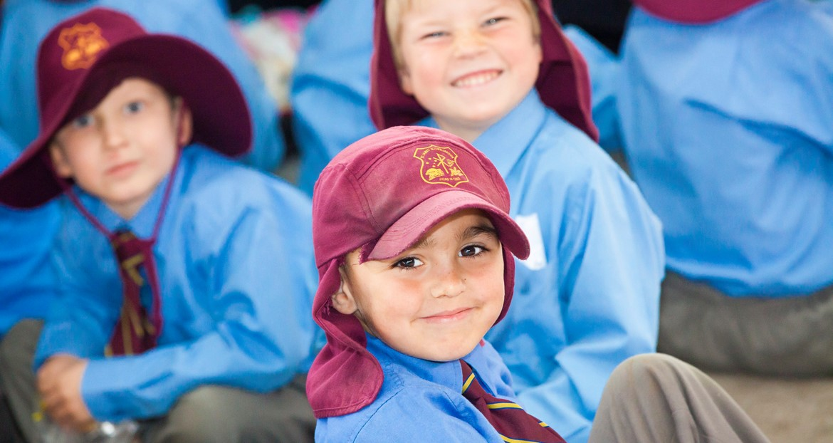MUSWELLBROOK St James' Primary School Gallery Image