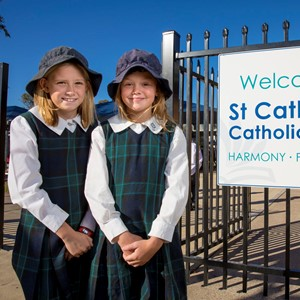 SINGLETON St Catherine's Catholic College Hero Image