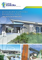 2013 Diocesan Building Fund Report Cover