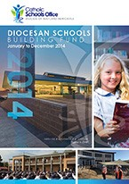 2014 Diocesan Building Fund Report Cover