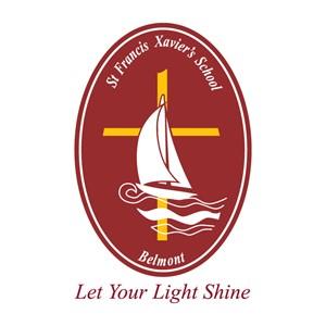 BELMONT St Francis Xavier's Primary School Crest Image