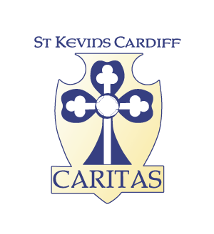 CARDIFF St Kevin's Primary School Crest