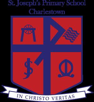 CHARLESTOWN St Joseph's Primary School Crest Image