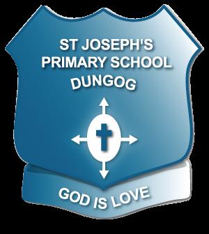 DUNGOG St Joseph's Primary School Crest Image