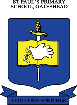 GATESHEAD St Paul's Primary School Crest Image
