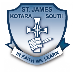 KOTARA SOUTH St James' Primary School Crest