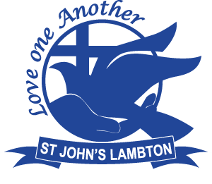 LAMBTON St John's Primary School Crest Image