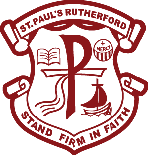 RUTHERFORD St Paul's Primary School Crest Image
