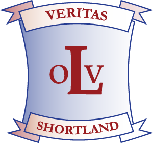 SHORTLAND Our Lady of Victories Primary School Crest