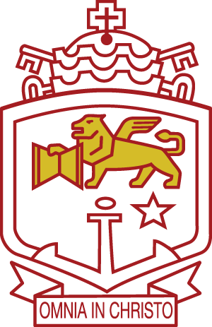 ADAMSTOWN St Pius X High School Crest