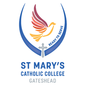 GATESHEAD St Mary's Catholic College Crest