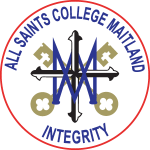 MAITLAND All Saints College, St Mary's Campus Crest