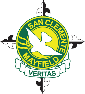 MAYFIELD San Clemente High School Crest
