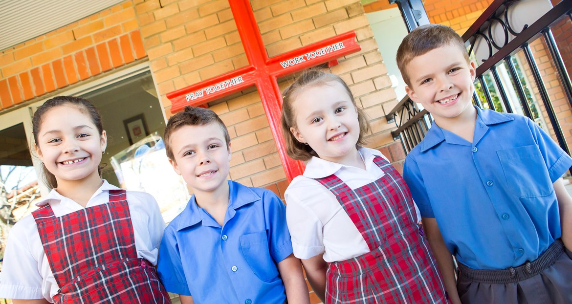 EDGEWORTH St Benedict's Primary School Gallery Image