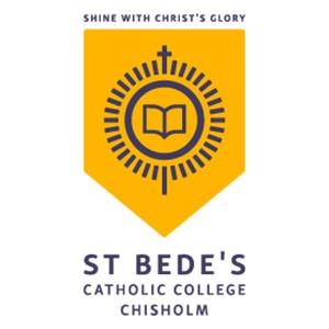 CHISHOLM St Bede's Catholic College Crest