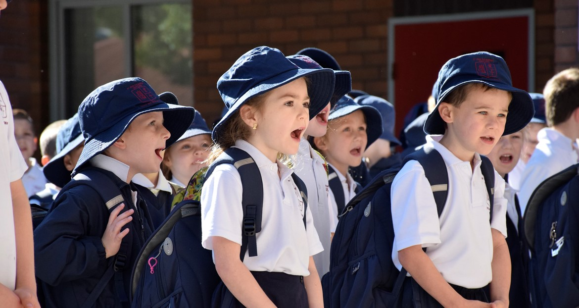MAITLAND St John the Baptist Primary School Gallery Image