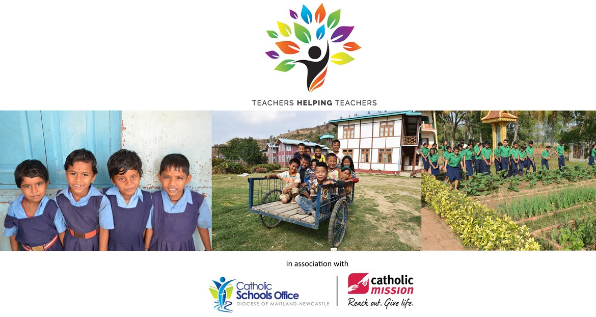 Teachers Helping Teachers Banner Image