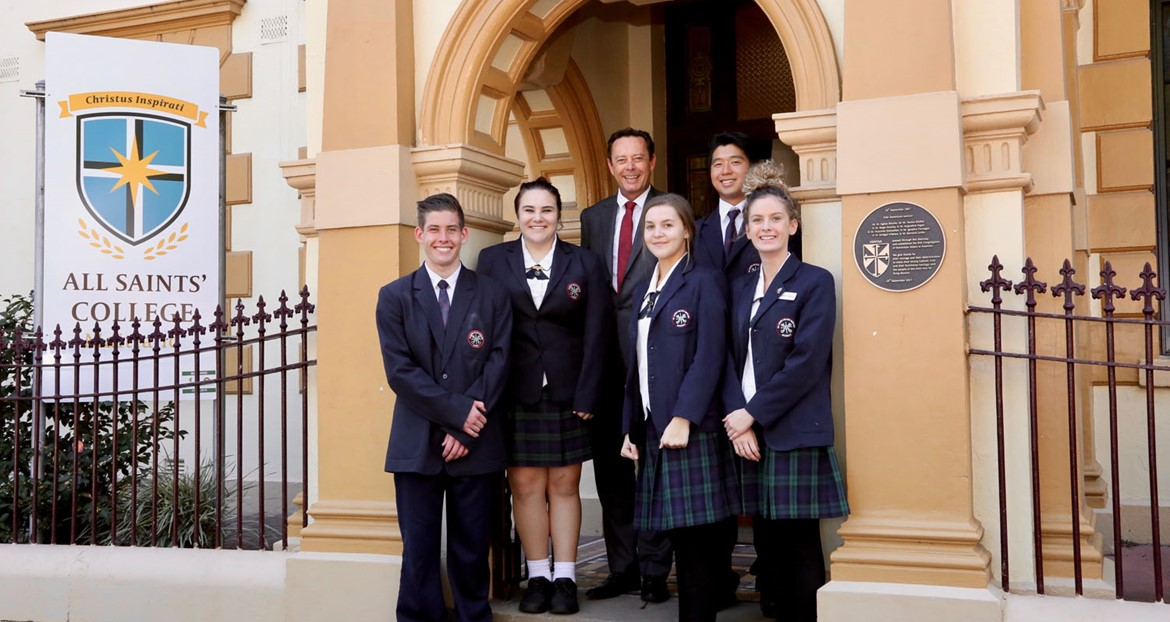 MAITLAND All Saints' College, St Mary's Campus Gallery Image