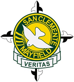 MAYFIELD San Clemente High School Crest Image