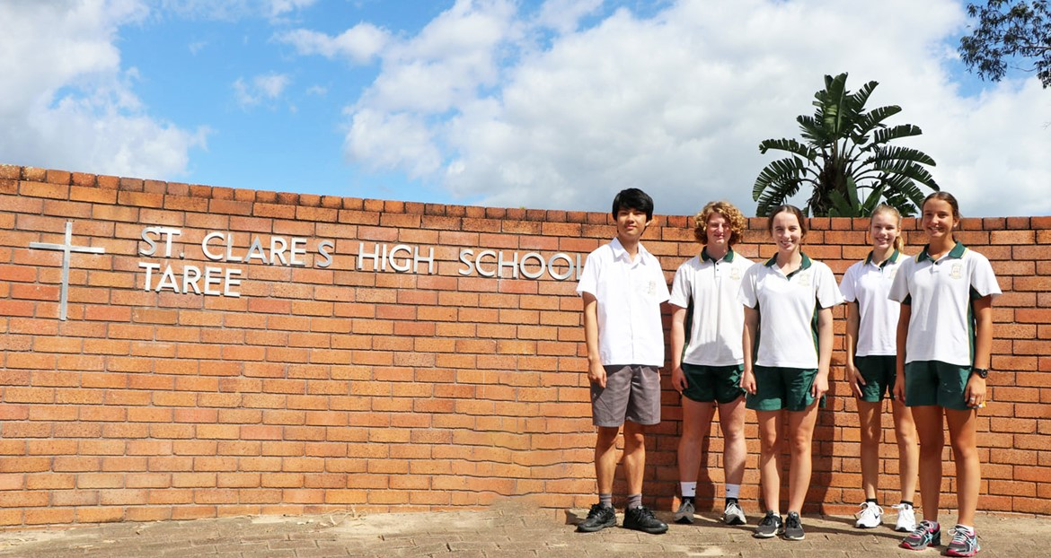TAREE St Clare's High School Gallery Image