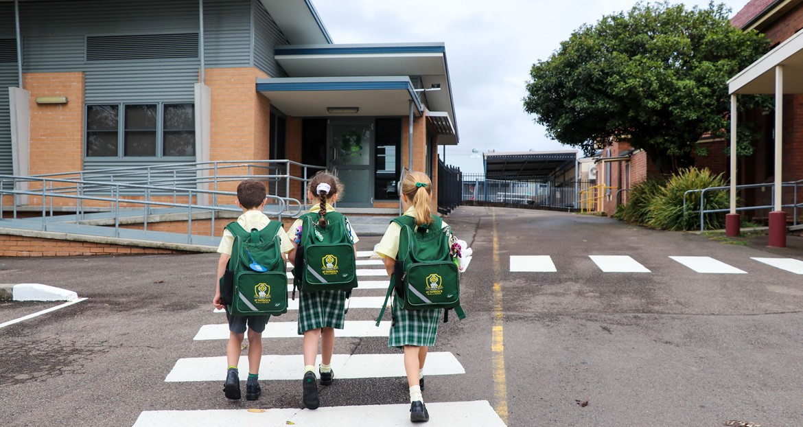 WALLSEND St Patrick's Primary School Gallery Image