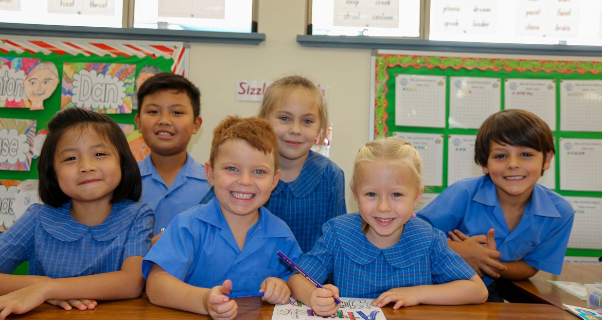SCONE St Mary's Primary School Gallery Image