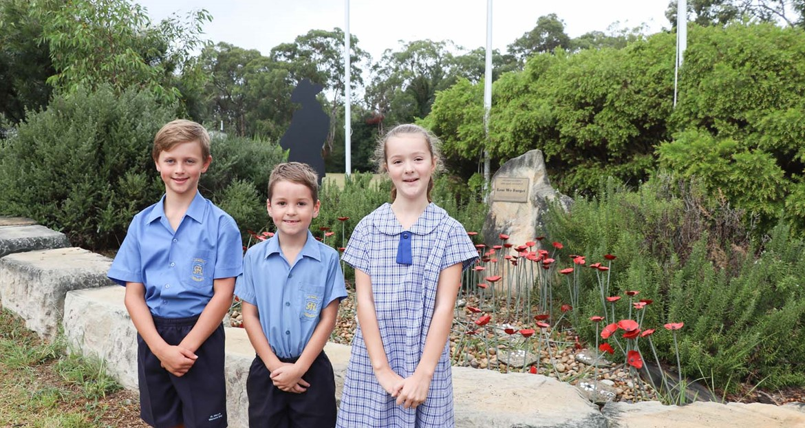 WARNERS BAY St Mary's Primary School Gallery Image
