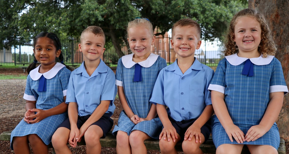 LOCHINVAR St Patrick's Primary School Gallery Image