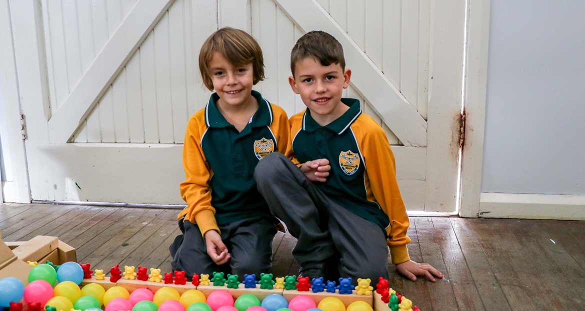 MEREWETHER BEACH Holy Family Primary School Gallery Image