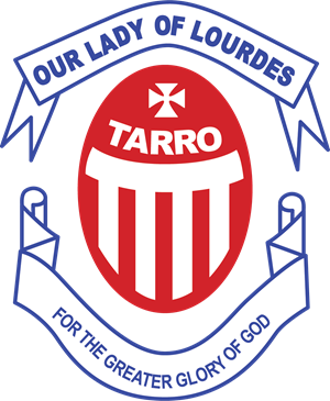 TARRO Our Lady of Lourdes Primary School Crest Image