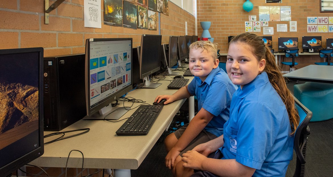 NELSON BAY St Michael's Primary School Gallery Image