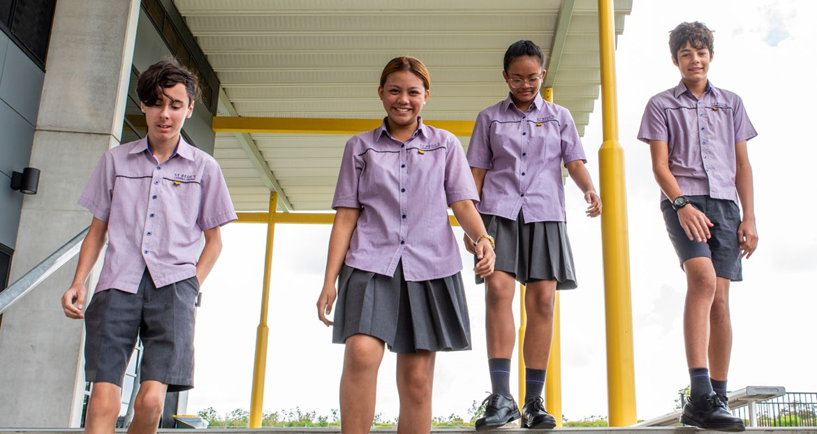 CHISHOLM St Bede's Catholic College Gallery Image