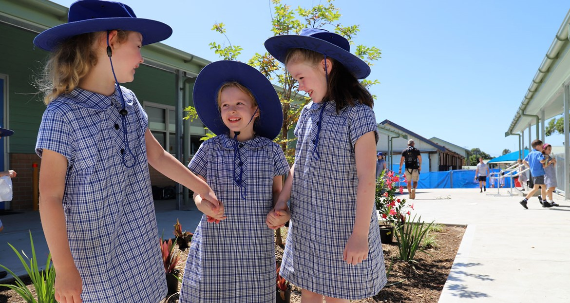 NEW LAMBTON St Therese's Primary School Gallery Image