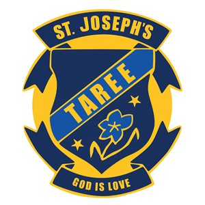 TAREE St Joseph's Primary School Crest