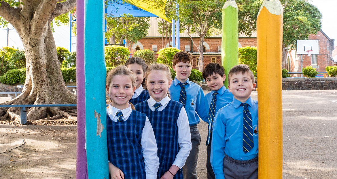 ADAMSTOWN St Columba's Primary School Gallery Image