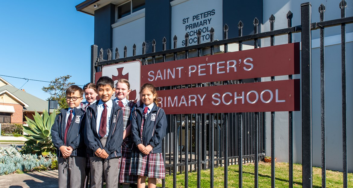 STOCKTON St Peter's Primary School Gallery Image