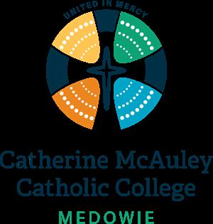 MEDOWIE Catherine McAuley Catholic College Crest Image