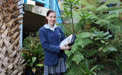 Image:SFX student selected as Australasian delegate for Harvard Model United Nations