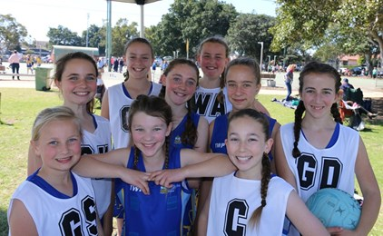 Image:GALLERY: Diocesan Netball Gala Day – a day of fun and participation
